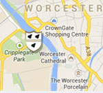 Worcester Cricket Club Location